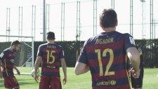 Barcelonalı 12 adam için sahada