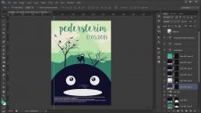 Poster, Afiş Hazırlama [Photoshop Dersleri]