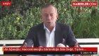 Ali Ağaoğlu: Hacıosmanoğlu Göründüğü Gibi Değil, Tipten Kaybediyor
