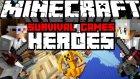 NASIL ÖLÜRSÜN AHMET !! - Minecraft Survival Games Heroes - Türkçe SG:Heroes - w/Ahmet Aga