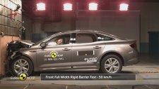 Renault Talisman EuroNCAP'ten beş yıldız aldı