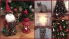 Yılbaşı Oda Dekorasyonu  Bir Pazar Günü, Kediler  VLOG