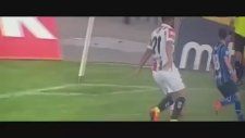 Hakem Rivaldo gibi kendini attı!
