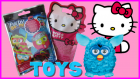 Hello Kitty ve Furby Boom Sürpriz Paketleri