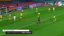 Rusya'da kasım ayı içerisinde atılan en güzel 5 gol