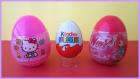 Winx Club Hello Kitty ve Kinder Sürpriz Yumurtaları