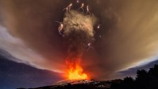Etna Faaliyete Geçti
