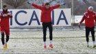 Medicana Sivasspor karda çalıştı
