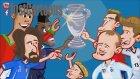Euro 2016 için animasyon klip