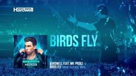 Hardwell - Feat. Mr. Probz - Birds Fly