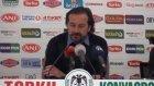Torku Konyaspor - Antalyaspor maçının ardından