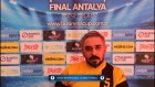 Alarko İstikbal / Enka Civata / Maçın Röportajı / Kocaeli