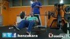 Bulkingbad - Hafta 3 - Bench Press 115 - 120 kg - KENZO KARAGÖZ