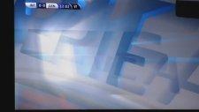 Felipe Melo'nun baygınlık geçirdiği pozisyon