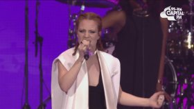 Jess Glynne - Rather Be (Canlı Performans)