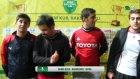 Osman Gazi City Handikaplı 1 spor maçın röportajı