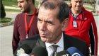 Dursun Özbek: 'Sabri'yi kutluyorum'