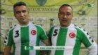 Kamlıkspor - Selahiyespor Basın Toplantısı / SAMSUN / iddaa rakipbul 2015 kapanış ligi