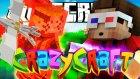 Minecraft Crazy Craft - 9 KUYRUKLU KORKUNÇ KYUUBİ ve LANETLİ EJDERHA! : Bölüm 3