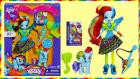 My Little Pony Equestria Girl Rainbow Rocks Oyuncağı Paket Açılımı | MLP Kız Bebek Oyuncak
