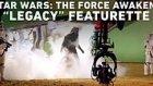Star Wars: The Force Awakens Kamera Arkası Görüntüleri