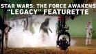 Star Wars: The Force Awakens'dan Sürpriz: Kamera Arkası Görüntüleri Yayınlandı