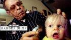 The Barber Shop // Fantezi Tıraşları[Bölüm 2]