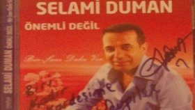 Selami Duman -- Anam  U.H