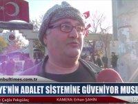 Türkiye'nin Adalet Sistemine Güveniyor musunuz
