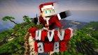 Yeni Yılbaşı Skin! (Minecraft : Survival Games #48)w/Facecam