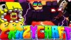 Minecraft Crazy Craft - ENDER DRAGO'NUN LANETİ! ve PACMAN AVI! : Bölüm 6