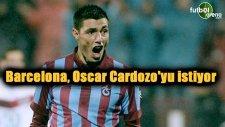 Barcelona, Oscar Cardozo'yu istiyor