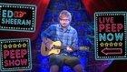 Ed Sheeran'dan Hayranlarına 2 Dolara 30 Saniyelik Peep Show Gösterisi