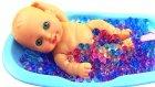 Orbeez Banyosu Oyuncak Bebek Yıkama Baby Bath