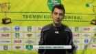 Mehmet Görgülü - Arma İzmir SK Maç Sonu Röportaj