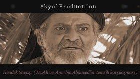 Dursun Ali Erzincanlı - Hendek Savaşı