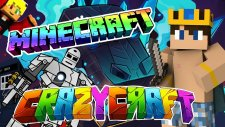 Iron Man Mark 1 ! | Minecraft | Crazy Craft | Bölüm-6 w/Ender,AhmetAga