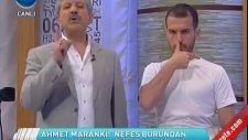 Ahmet Maranki Nefes Açma Tekniklerini Gösterdi
