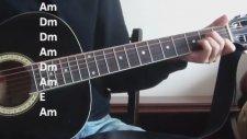 Gitar Dersleri - Yıldızların Altında