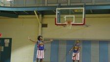 Harlem'in yıldızlarından inanılmaz basket