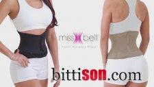 Miss Belt - İnce Bir Bel Kadınların Hayali Gerçek Oluyor
