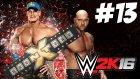 WWE 2K16 Kariyer - NXT ŞAMPİYONU - Bölüm 13