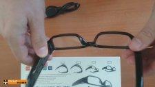 Optik Gözlük Gizli Kamera Kullanımı