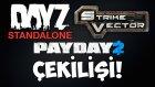 DayZ - Payday 2 - Strike Vector ÇEKİLİŞİ!