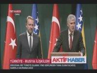 Erdoğan - Kızım Bu Sebzeleri Nasıl Alsın Bosna Hersek?