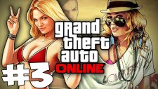 GTA Online - Bölüm 3 - YENİ KARAKTER XD