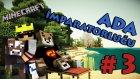 Minecraft: Ada İmparatorluğu - Bölüm 3 - MANTAR ADASI!