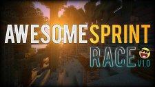 Minecraft: Awesome Sprint Race - Kazanma Keyff