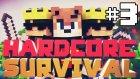 Minecraft: Hardcore Survival - Bölüm 3 - Tarla Yapıyoruz!
