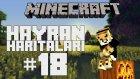 Minecraft: Hayran Haritaları - Bölüm 18 - TEKTE MERDİVEN!